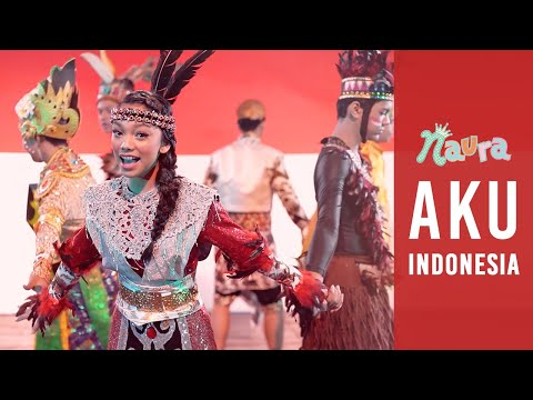 Naura - Aku Indonesia | Official Music Video