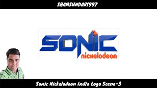 Sonic Nickelodeon India Logo Scene-3