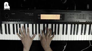 ป๊อบ ปองกูล - Happy Ending【Piano Cover】