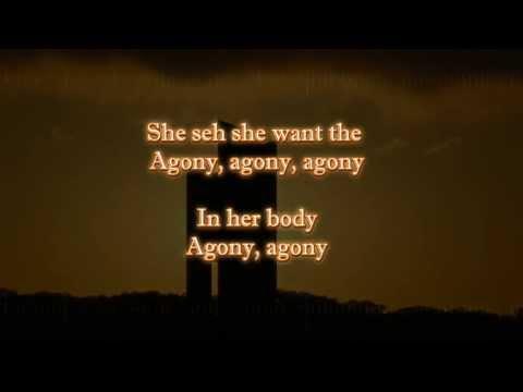 Mavado - Agony (lyrics on screen)