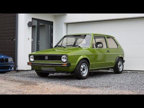 1978 VW GOLF MK1 RESTORATION PROJECT 🔧
