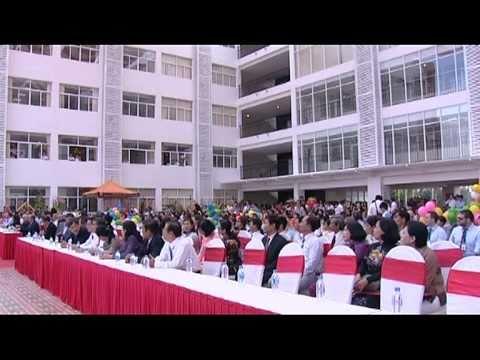 LỄ KHÁNH THÀNH TRƯỜNG CIS - 18/9/2010 -  GRAND OPENING CANADIAN INTERNATIONAL SCHOOL
