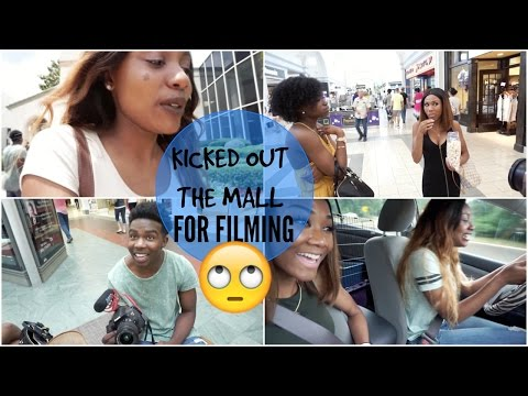 KICKED OUT THE MALL W/ KEESHA & MALIK!! | LIFE WITH ASHLEY