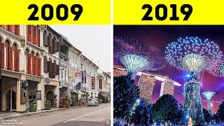 Jak Singapur stał się bogatym państwem