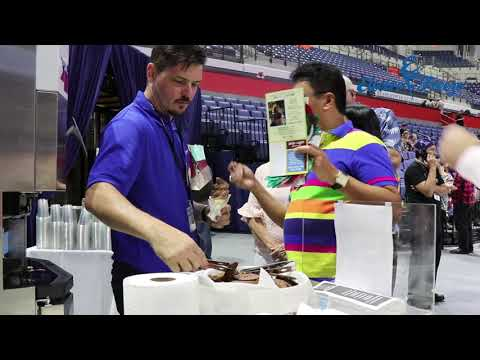 Electro Freeze Southeast at Iron Chef Gainesville, FL 2018