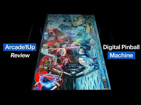 Arcade1Up Star Wars Digital Pinball Machine Review from Best Buy Canada Product Videos