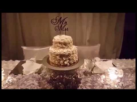 surprise-winter-wonderland-wedding-reception-|-mermaid-blanket-winners-announced