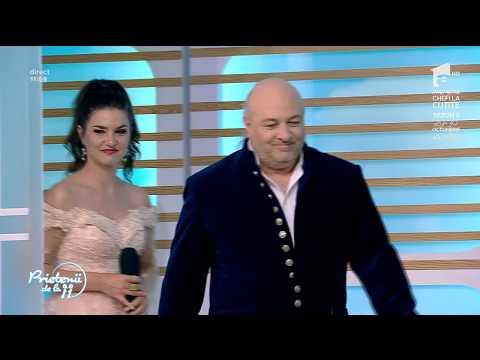 Marius Dragomir și aleasa lui, poveste de dragoste cum rar mai vezi