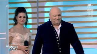 Marius Dragomir si aleasa lui, poveste de dragoste cum rar mai vezi