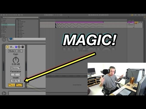 How to Invert Phase in Ableton (Flip...