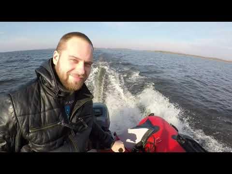 Тюнинг лодочного мотора Yamaha 9,9 в 15 л.с. с лепестками Boyesen)