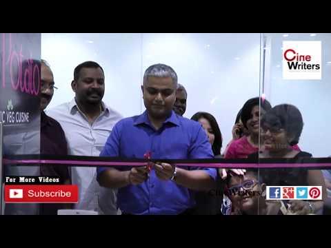 Pink Potato The all new Vegetarian Restaurant in kilpauk Chennai