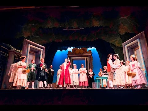 "Eastman Opera Theatre Presents ""The Marriage of Figaro"": A Look Behind the Scenes"