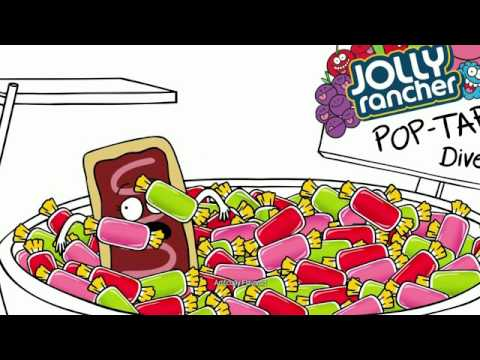 Pop Tarts Jolly Rancher Crazy Good Tv Commercial Youtube