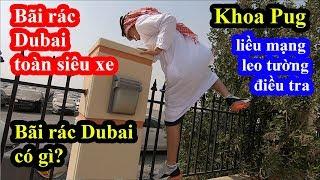 Thử Thách Ăn 5 quả Chanh Nhận Tiền Thưởng || Minh Dubai TV