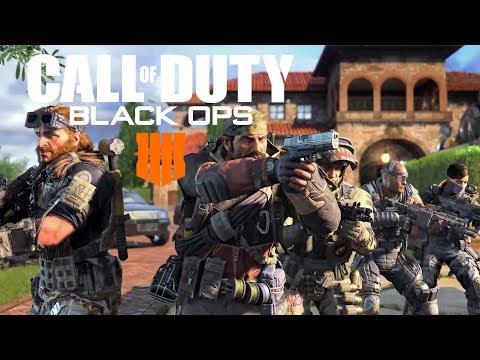 Seto jako zawodowy ninja - Call of Duty Black Ops 4 BR