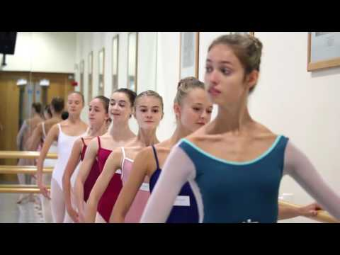 Apply for The Royal Ballet School Summer Programme