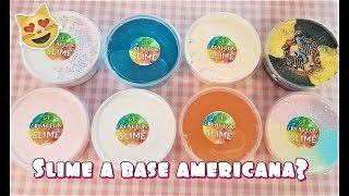 Slime a BASE AMERICANA da shop ITALIANO :D