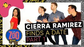 Cierra Ramirez vs. Single Bad Boys. Who will she date? | Friendzone Special Edition Part 1