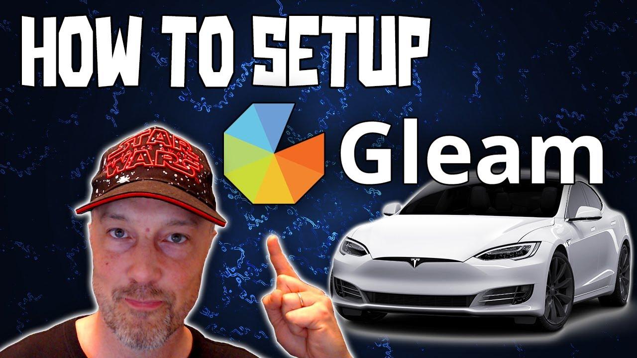 HOW TO SETUP A GLEAM IO GIVEAWAY!