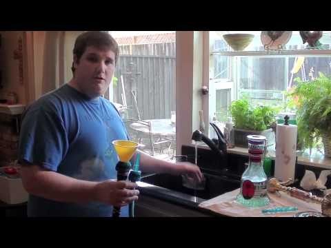 How to Clean your Hookah Hose