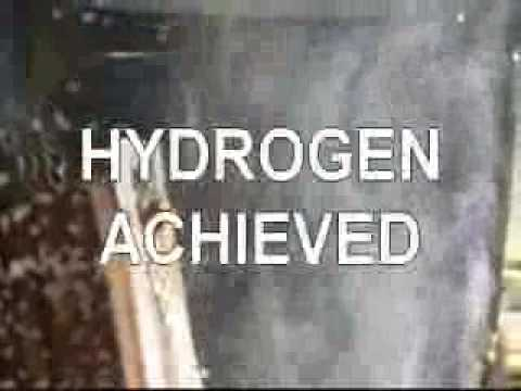 Peebco's Hydrogen Creation