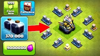 UPGRADE SPREE!...HOW MANY TH12 UPGRADES IN 1 VIDEO! - Clash Of Clans