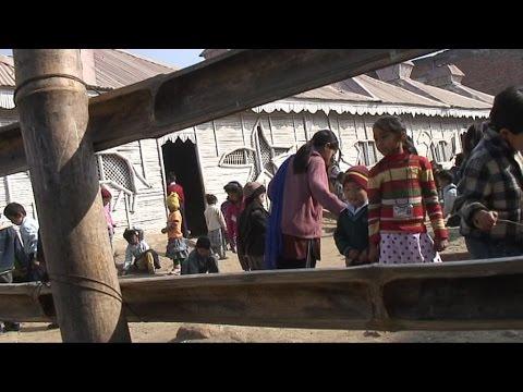 Kathmandu Earthquake Resistant School.