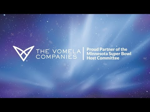 The Vomela Companies at Super Bowl LII