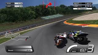 MotoGP 07 PC Mugello Circuit (Level Champion)