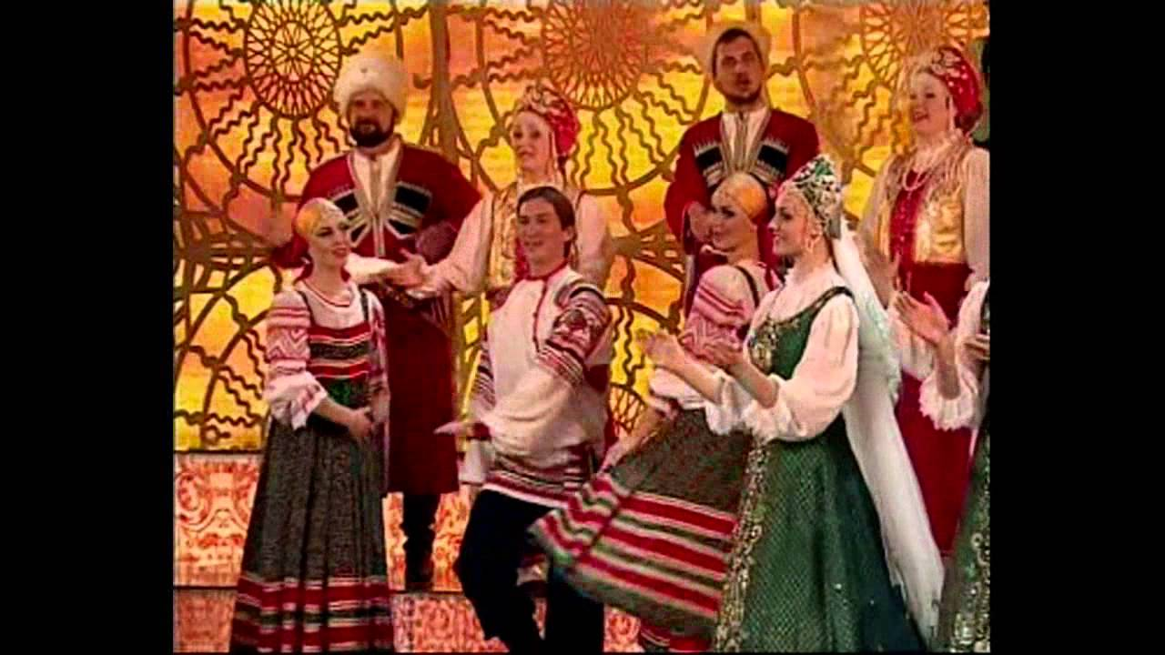 Download Русский народ Хор Пятницкого Russian people Pyatnitsky Choir