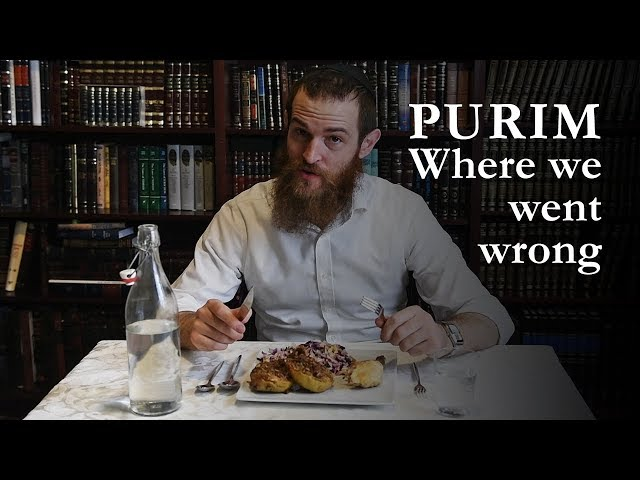 Where We Went Wrong [Purim]