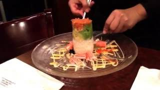 Tuna Tower At Sushi Robata In Dallas