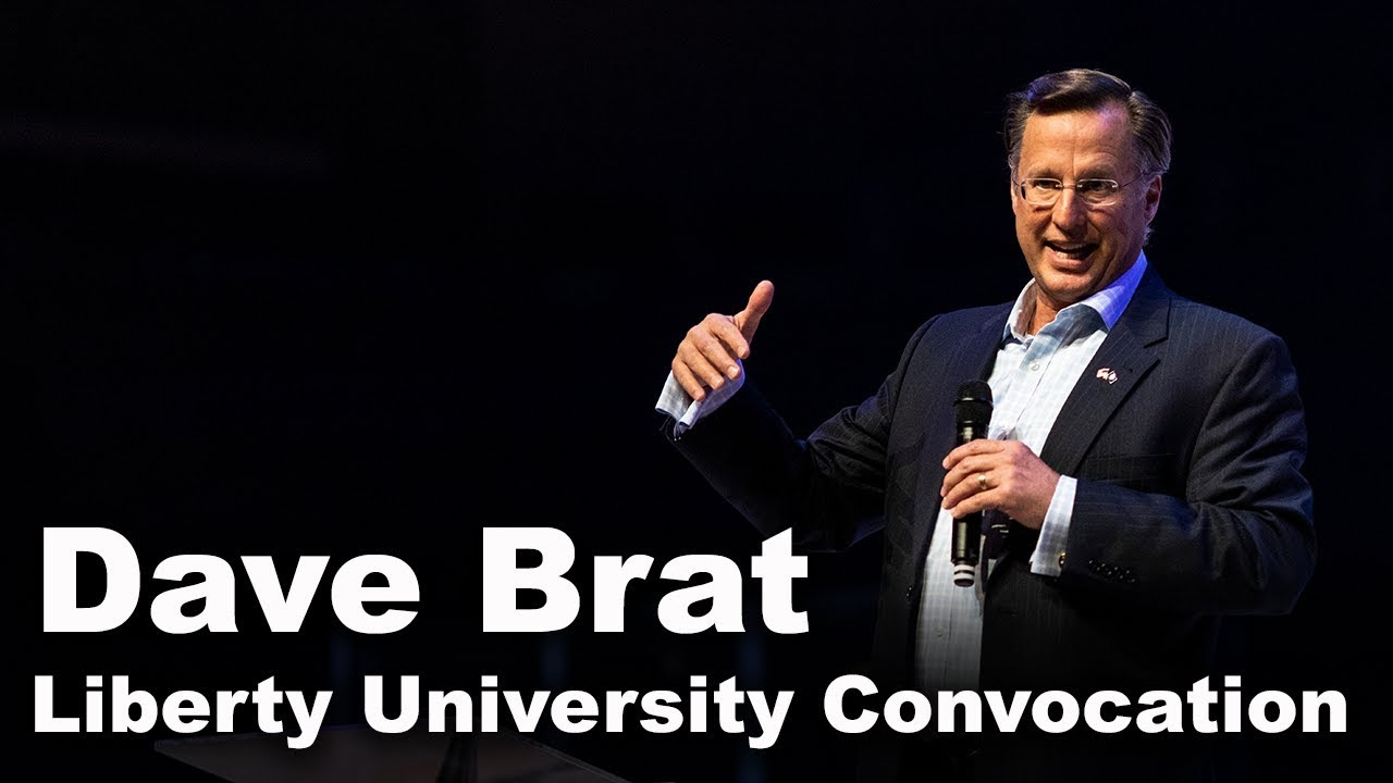 Dave Brat – Liberty University Convocation