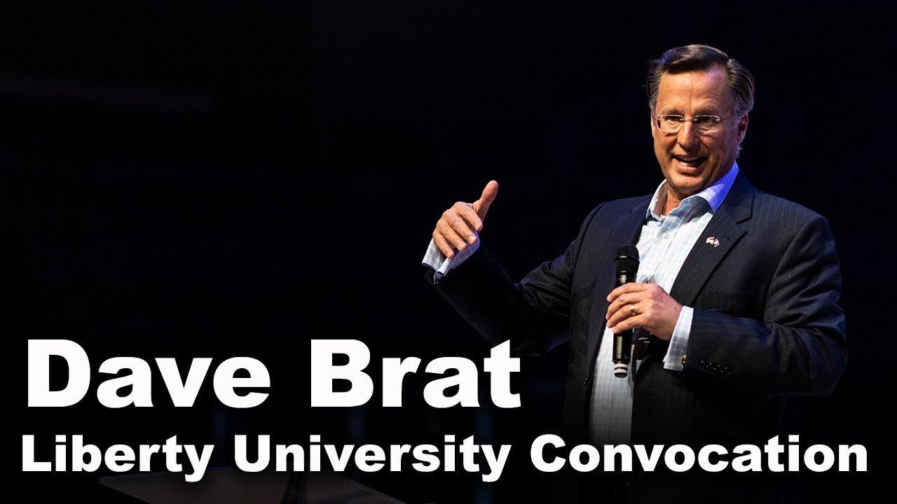 Dave Brat - Liberty University Convocation