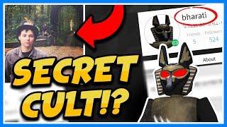 SECRET SATANIC CULT IN ROBLOX!? | Roblox Bharati Hacker (Oculus Anubis)