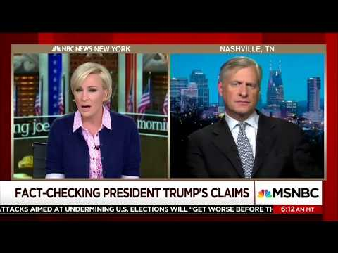 """Mika: Hard Not to Think Trump in Some Sort of Russia """"Scheme"""""""