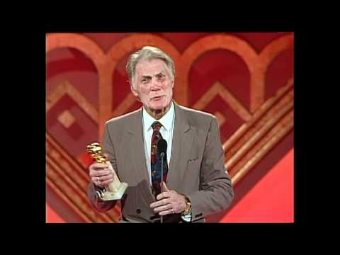 Jack Palance wins Best Supporting Actor Golden Globes 1992