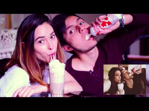 Imitando FOTOS TUMBLR EN PAREJA! #Goals ♥ FT Santimaye #RelationShipGoals | Kika Nieto