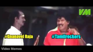 Tamilrockers Vs Gnanavel Raja