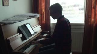 Happoradio - Puhu Äänellä Jonka Kuulen (Piano Cover HD)