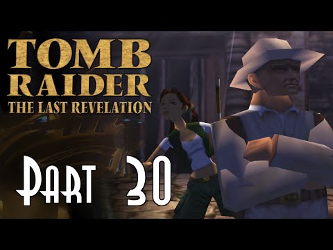 Let's Blindly Play Tomb Raider: The Last Revelation! - Part 30 of 42 - Citadel Gate
