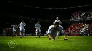 UEFA Euro 2008 Xbox 360 Trailer - Celebrations