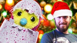 BURTISE THE HATCHING WONDER   Hatchimals Toy Chestmas
