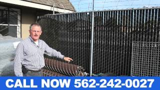 Chain Link Fencing Supply Store Los Angeles Ca Call (562) 242-0027 Orange County Ca Anaheim