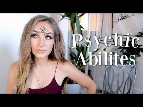How to Become PSYCHIC & Enhance Your Psychic Abilities