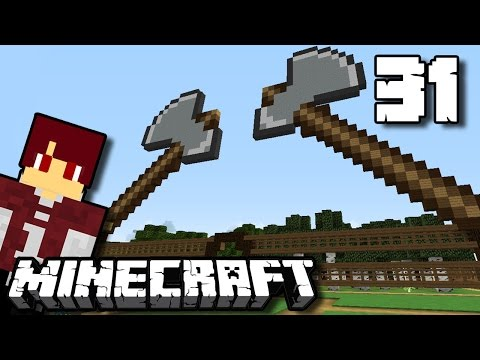 KAPAK RAKSASA VS HUTAN BUATAN ! -  Minecraft Survival Indonesia #31