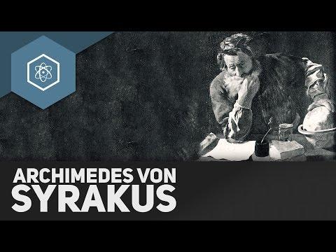 Archimedes von Syrakus - Gold oder nicht Gold?