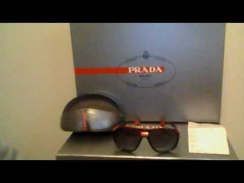 209a33b5dd Authentic Prada Sunglasses w Receipt