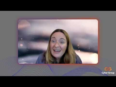 Cyber Conversations: Dr. Alison Coil
